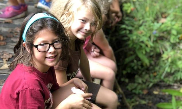 girls inc smiling