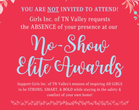 No-Show Elite Awards